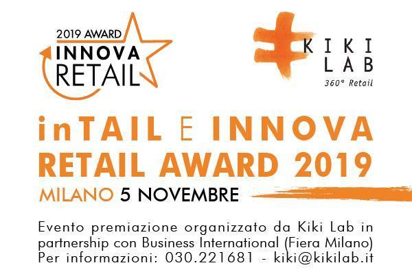 inTAIL e Innova Retail Award 2019